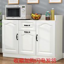 北欧风格型餐边柜储物柜简约现代碗柜厨房柜时尚阳台柜边柜新中式