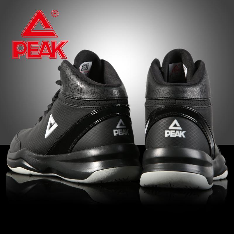 匹克篮球鞋男春夏季网面透气球鞋毒液5水泥地耐磨高帮男士运动鞋图片