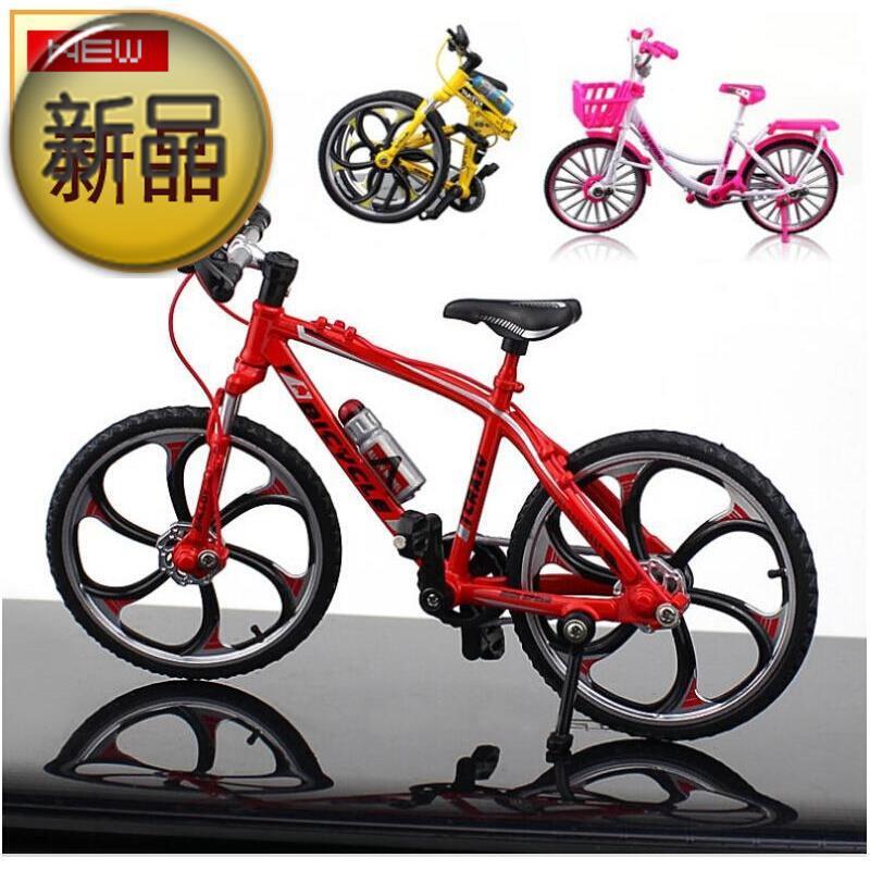 合a金自動モデルf型道路自転車マウンテンバイクおもちゃ置物コレクションアクセサリー