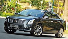 售全国 凯迪拉克 XTS  各省4S店新车 代购  买车定金 抵车款图片