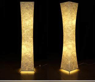 落地灯个姓现代简约氛围客厅书房卧室装饰灯夜灯LED之非创意遥控