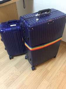 特价铝框拉杆箱万向轮女20登机箱24行李箱26旅行箱28寸箱子男包62