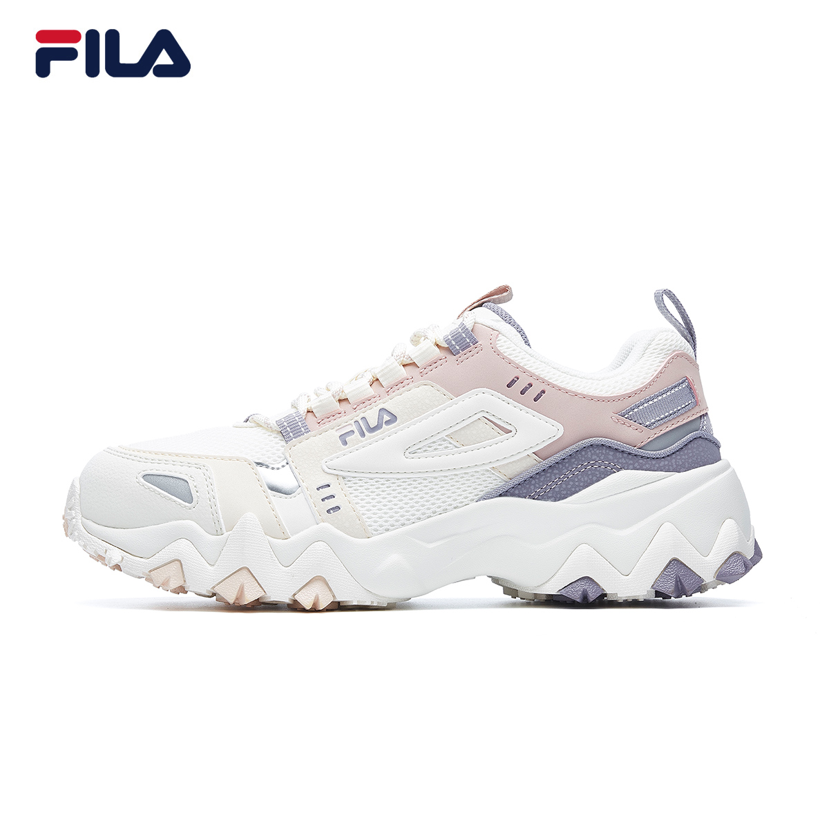 Cai Xukun strongly recommends FILA official old shoes for fall 2021 new sports shoes female conqueror