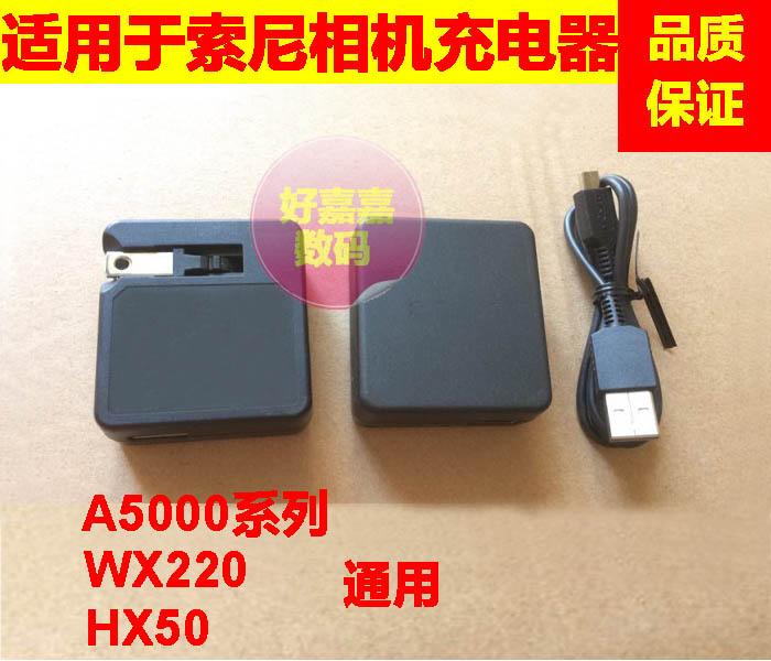 适用索尼微单相机SELP1650 NEX6  a5000 a5100 A6000 RX100充电器