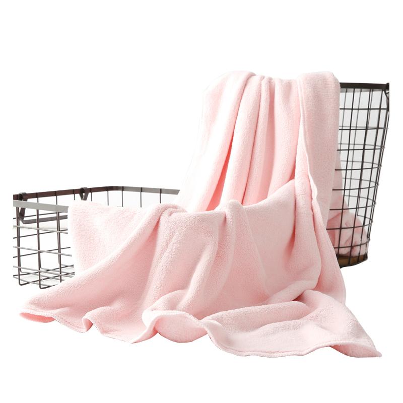 成人儿童柔软吸水大浴巾毛巾女婴儿家用柔软情侣美容院裹胸男浴巾