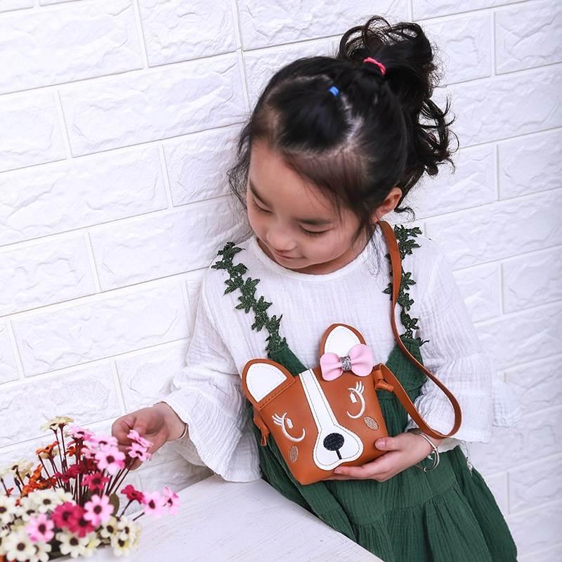 包包斜挎包女1-12岁女孩可爱迷你小包儿童公主幼儿单肩包女童挎包