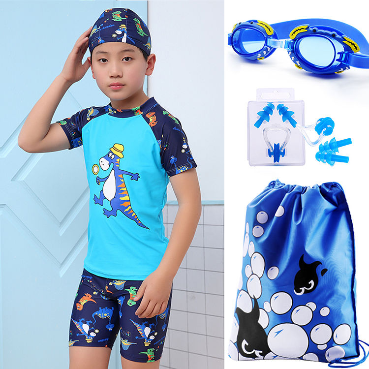 3 childrens swimming suit 4 boys swimming suit split 5 middle and small children 6 swimming equipment 7 fat boys 8 swimming trunks 9 years old 12