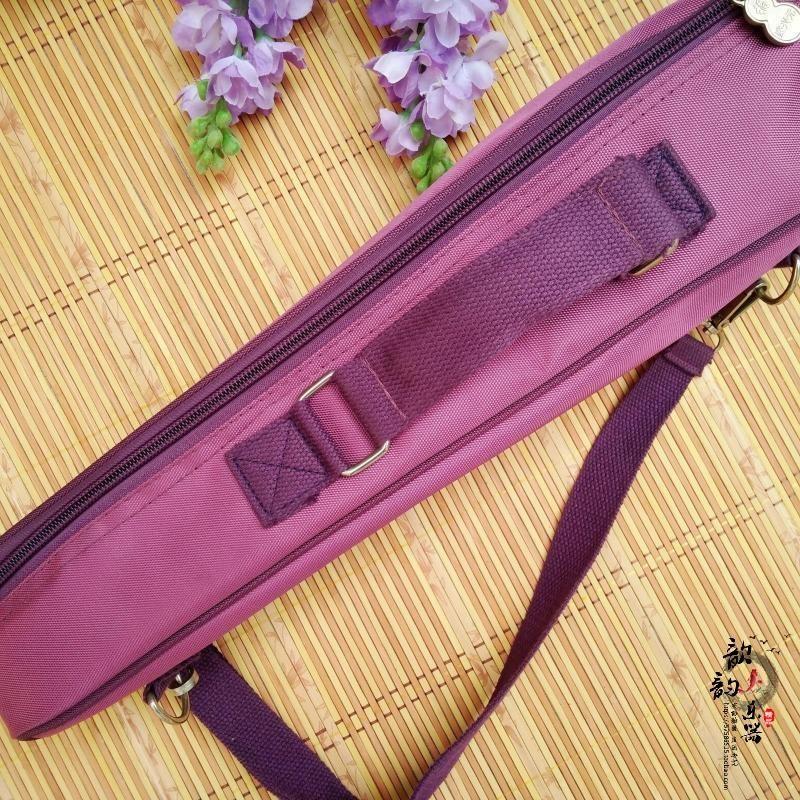 葫芦丝包装盒便捷软包无味保护背包盒子袋子布袋乐器配件