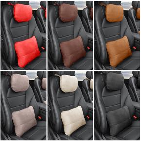 适用沃尔沃汽车头枕护颈枕XC60 S60L XC90 S90座椅靠枕车用腰靠垫