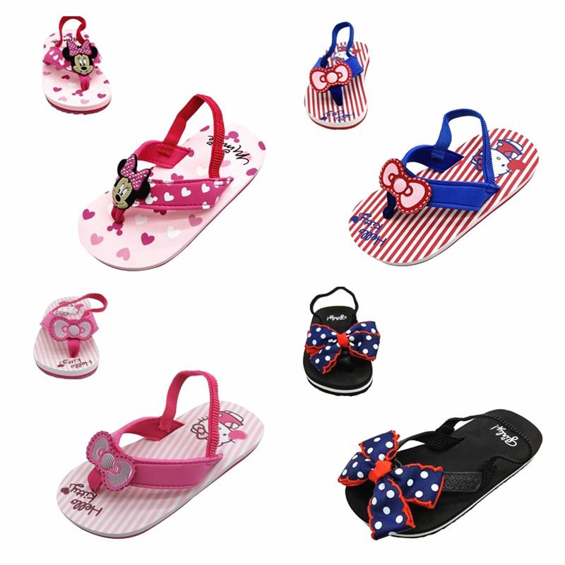 新款夏季儿童拖鞋卡通软底防滑人字拖童鞋男女童凉鞋宝宝沙滩鞋子
