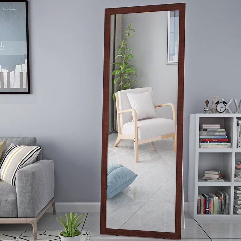 热销0件有赠品卖衣服的宿舍显瘦显高简约卧室镜