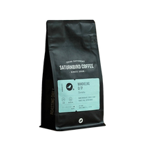 Three-and-a-half Sumatran mountain Mantenen Coffee Bean Powder fresh freshly ground 3 times hand selected 125g