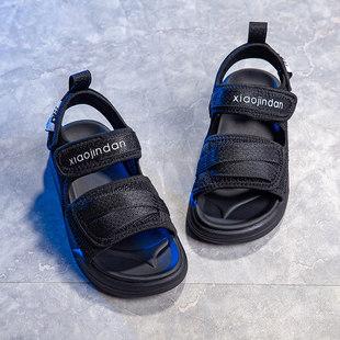 儿童凉鞋2021夏季新款女童软底防滑宝宝凉鞋中大童学生男童沙滩鞋