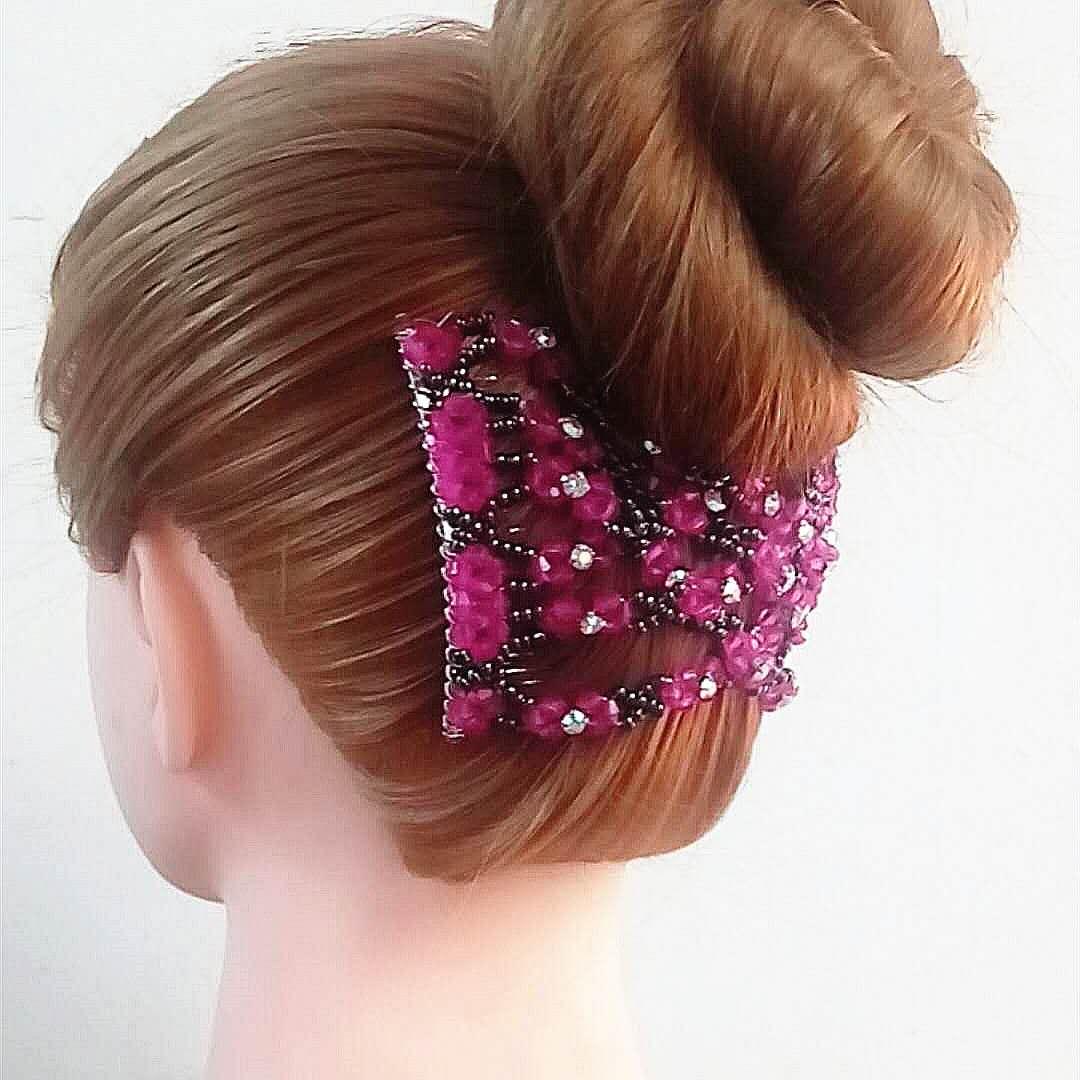 丸子神奇花苞编发器流行软妹发梳头发夹简单发饰今年成人萝莉盘发