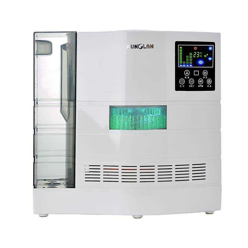 [u[4004736095]空气净化,氧吧]无耗材水洗空气净化器除甲醛水过滤家用月销量0件仅售9675元