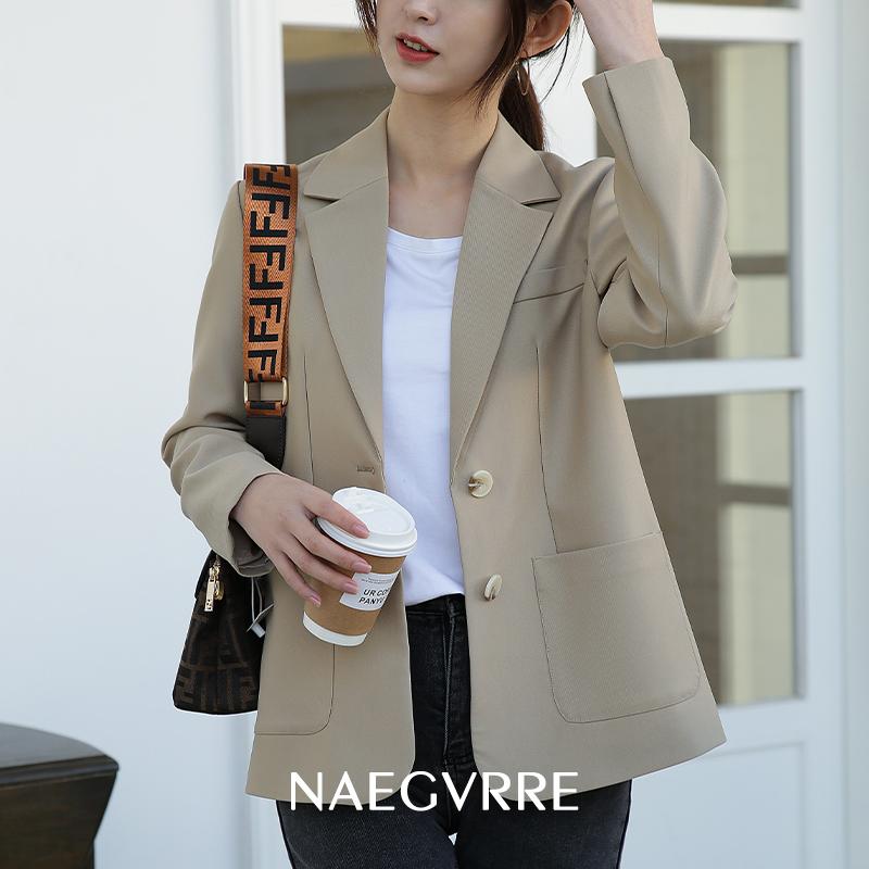 小西装外套春秋韩版气质高级短款值得买吗
