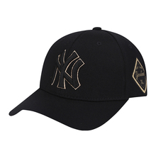 South Korea MLB baseball cap, Yankees NY pink gold hat, men and women adjustable lovers sunshade hat