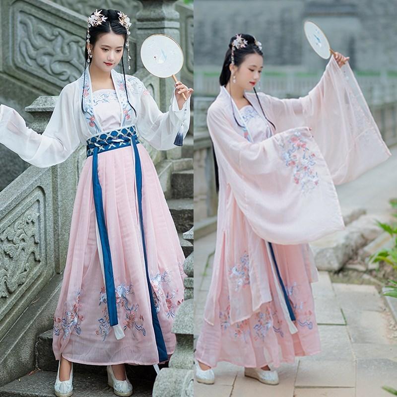 原创正版夏超仙仙女大袖6米m汉服12月02日最新优惠
