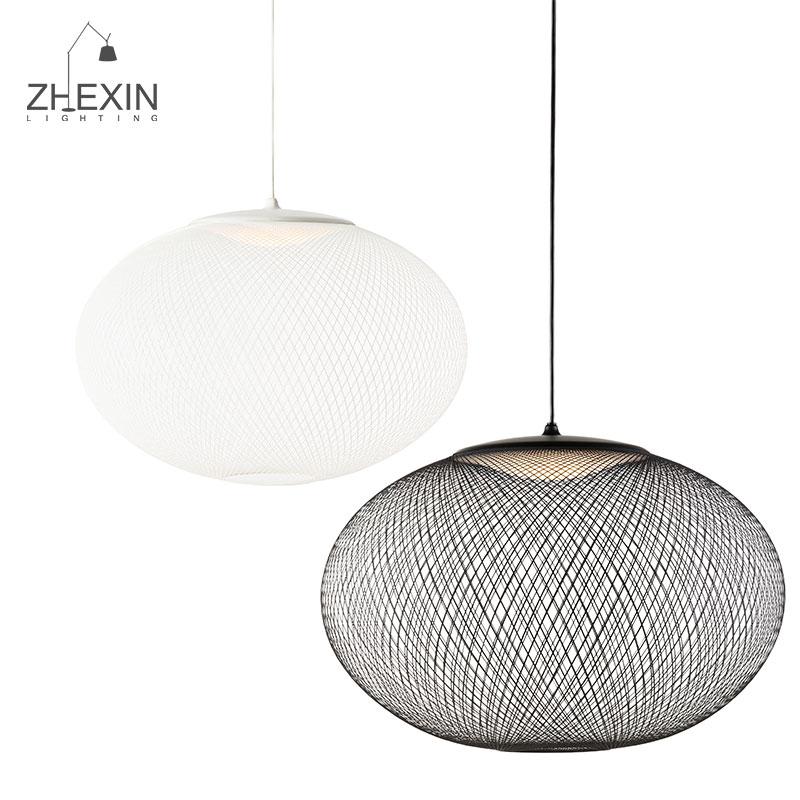 荷兰进口moooi 吊灯NR2 medium别墅设计师经典客厅卧室客厅餐厅灯