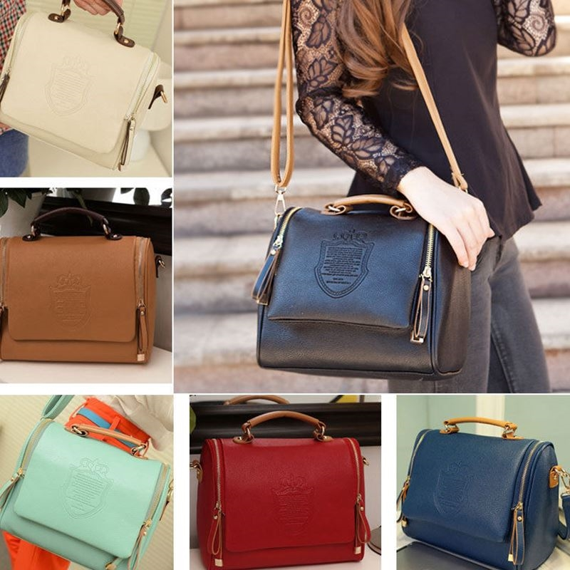 New Lady Women Handbag Shoulder Bags Tote Purse Satchel Wome
