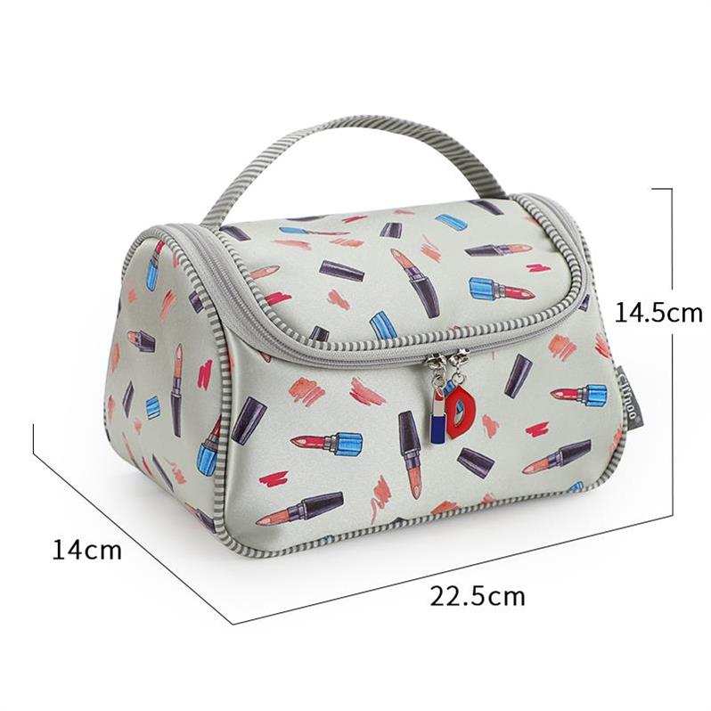Storage bag small wash and gargle products Korean make-up bag fashion make-up bag simple make-up bag cosmetic bag portable