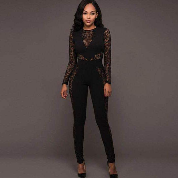 Womens sexy Jumpsuit