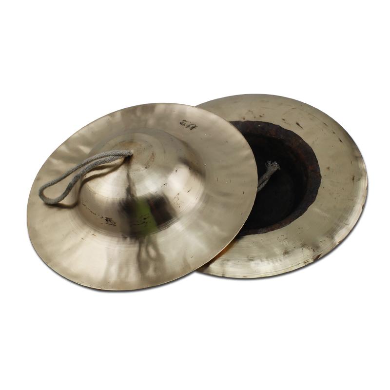 Народ музыкальные инструменты большая крышка тарелки кольцо медь пекин тарелки река Cymbal 26cm28cm30cm32cm широкий Тарелки Большие тарелки вода Тарелки саженцы песня тарелки