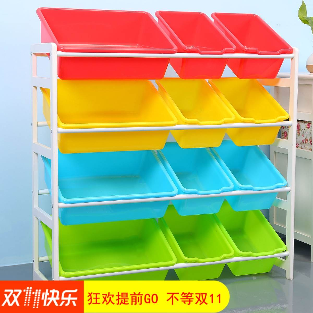 Decorative toy cabinet, side cabinet, role play area, display cabinet, multi-layer shoe cabinet, childrens house type