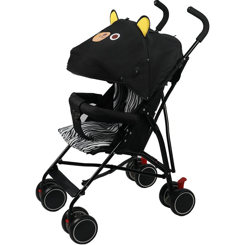 婴儿推车可坐可躺轻便折叠简易万向避震儿童宝宝手推车男女伞车