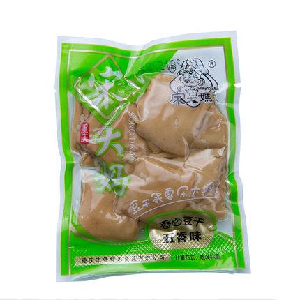 重庆宋大妈香卤豆干 豆腐干 小包装 500g  3斤全国大部地区包邮