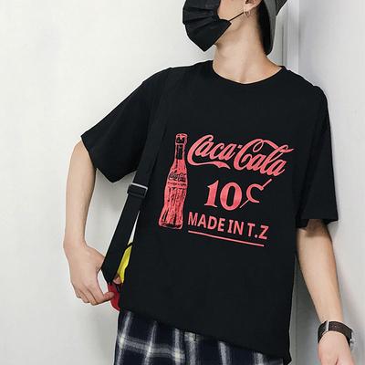 夏可口可乐小创意T恤T95/P25