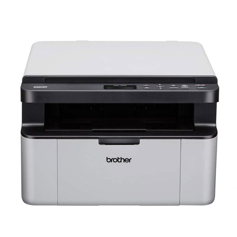 兄弟DCP-1608学生家用打印机办公激光多功能一体机打印复印扫描