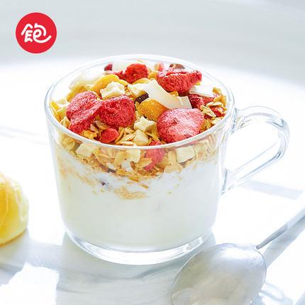 【主播推荐】王饱饱果然多烘焙燕麦片早餐代餐即食水果谷物高纤