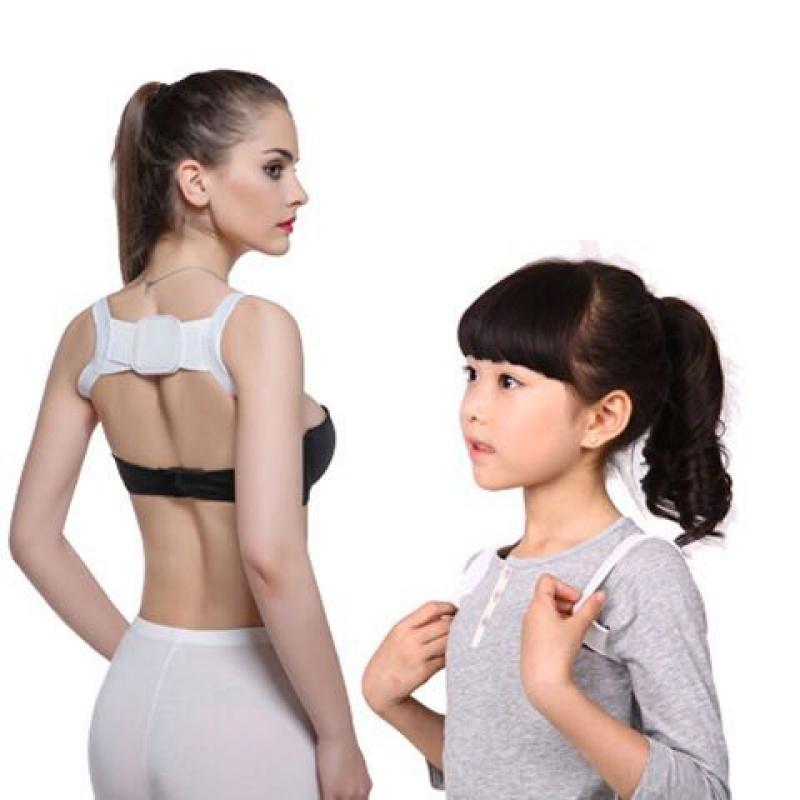 抖音同款韩国揹背佳成人儿童通用矫正器防驼背带矫正带男女士超薄限100000张券