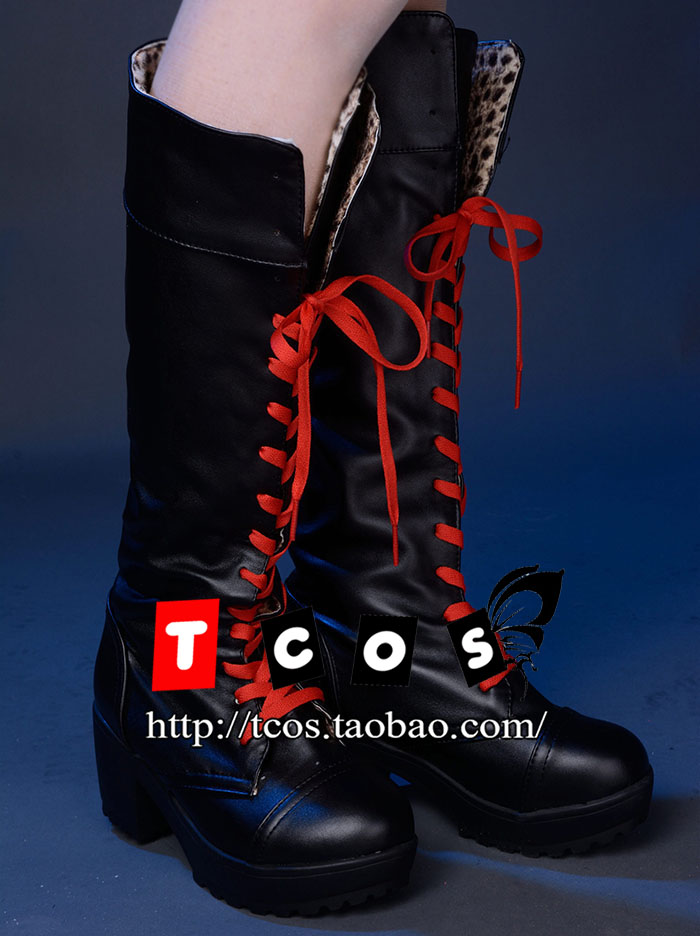 [TCOS] Bullet Theory / roller dance boots