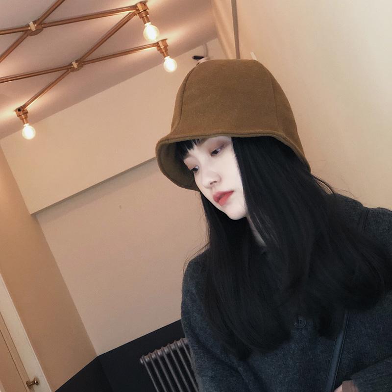 设计师款日本小众渔夫帽,送给小姐姐礼物