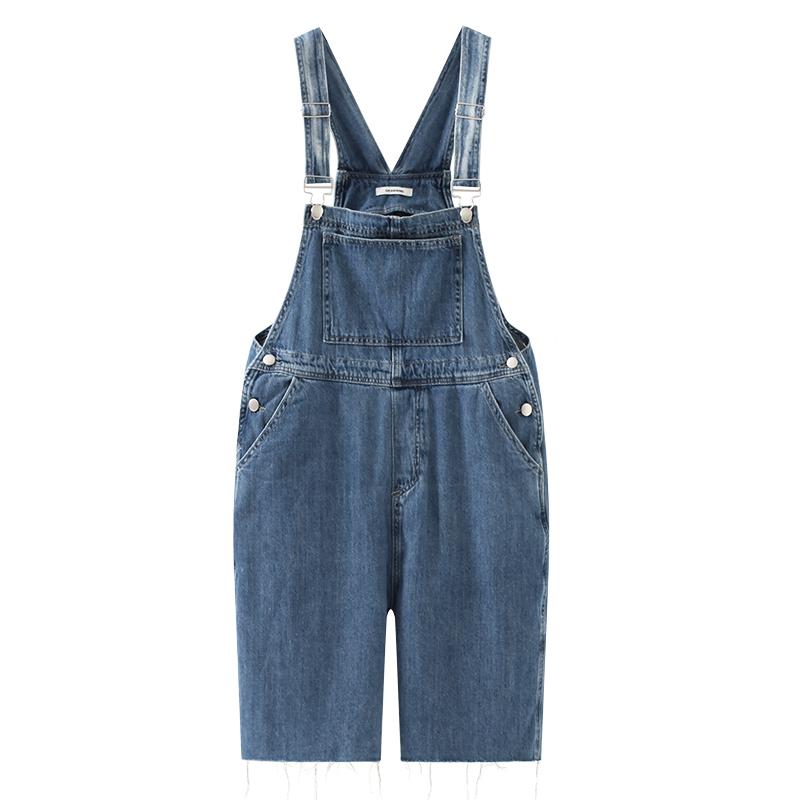 背带裤如何穿搭才好看:背带裤十六种穿法