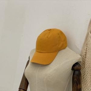 【南小西】外贸高端纯色光板棒球帽春夏遮阳防晒潮款鸭舌帽子女