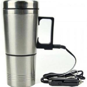 车载电热杯 可烧开水 热水器 加热杯热水杯烧水壶车用保温杯100度