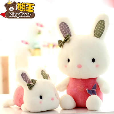 兔子毛绒玩具批发特价趴趴兔大号公仔抱枕布娃娃可爱超萌女生玩偶