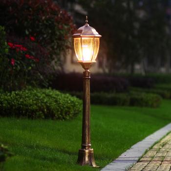庭院户外高杆欧式景观地坪灯草坪灯