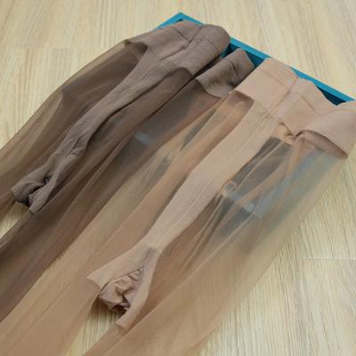 女牛货T裆3D香港大码哑光缎面防勾极超薄品质丝袜连裤袜子