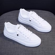 WKP03CM0新款女鞋秋商场同款2020他她厚底小白鞋女板鞋运动鞋Tata