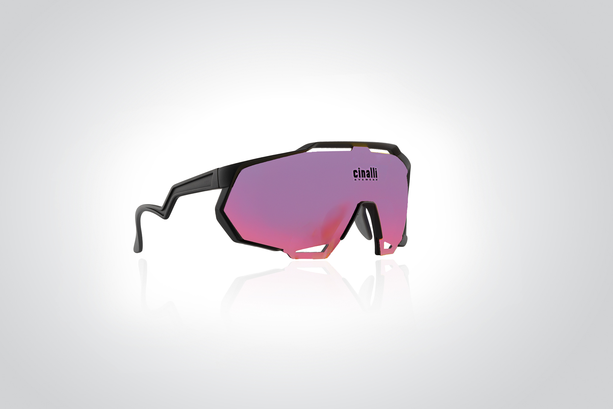 Cialli cycling glasses speed skating running marathon outdoor sports glasses polarizing color changing glasses