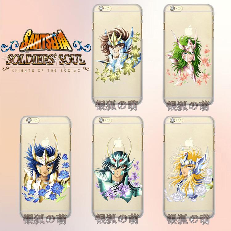 圣斗士星矢雅典娜 手机壳iphoneX/7/8/6/plus 华为oppo vivo 小米