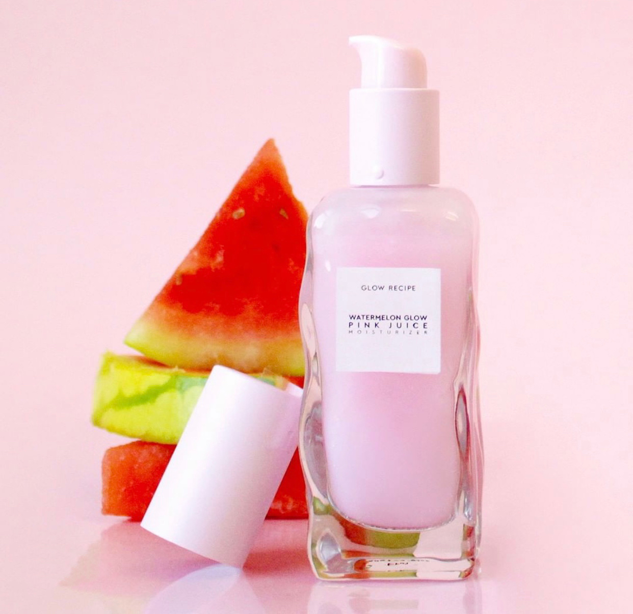 现货美国Glow Recipe Watermelon西瓜汁清爽保湿滋润乳液60ml
