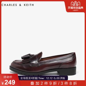 charles&keith女ck1-70380530单鞋