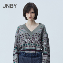 Shopping mall same JNBY/Jiangnan cloth new sweater and sweater 5J7820340