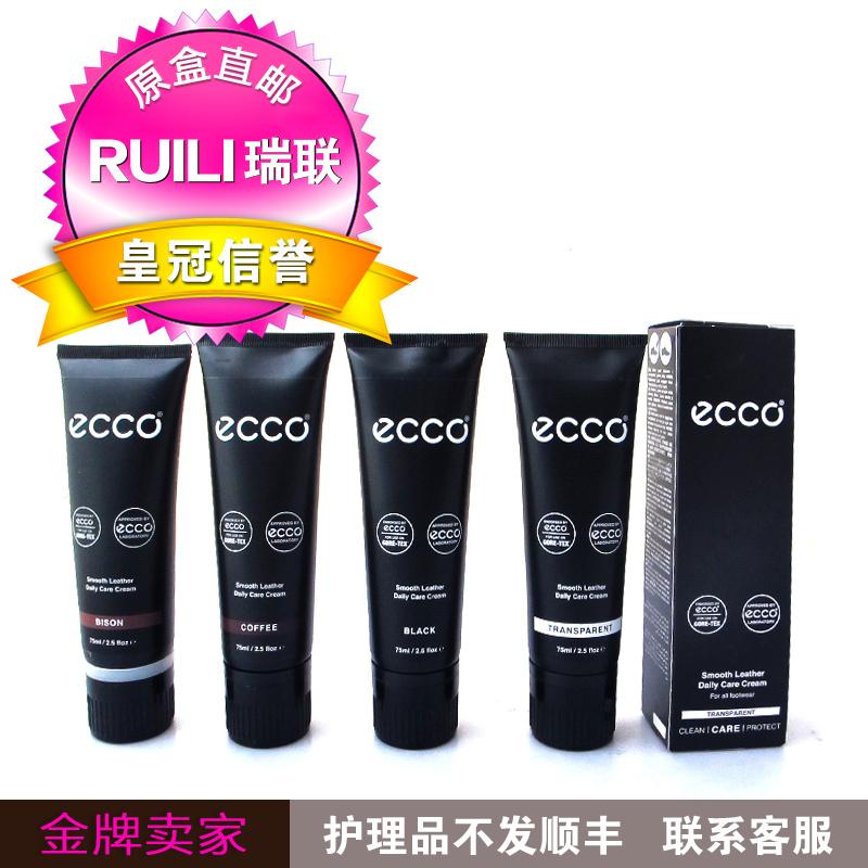 瑞联 ECCO爱步 光面皮鞋 鞋油9033300 专柜