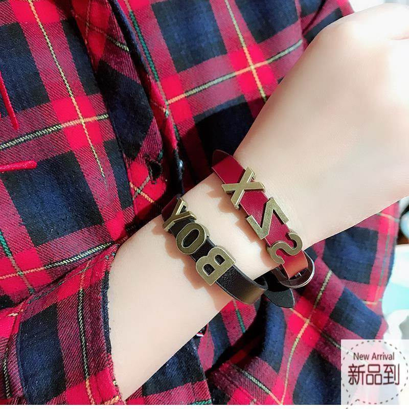 Rope ancient hundred time leather Koi Zhaocai small fish hand complex Z Leather Rope Bracelet lovers Bracelet Korean version of fashion